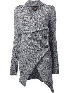 Love!!!!!! Women - All - Vivienne Westwood Anglomania 'Long Concordia' Cardigan - Bernard Boutique