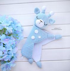 Easy Crochet Patterns, Amigurumi, Baby lovey toys by AVokhminaPatterns Easy Crochet Patterns, Crochet Patterns Amigurumi, Baby Patterns, Newborn Crochet Patterns, Newborn Toys, Newborn Baby Gifts, Crochet Lovey, Crochet Toys, Baby Lovey