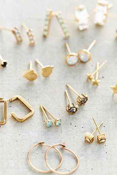 Keepsake Stud Earring Set