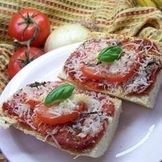 Easy Tomato-Basil Pizza - Allrecipes.com