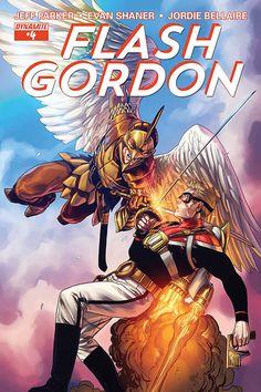Flash Gordon - Tell The Legend (Issue) Bd Comics, Free Comics, Pulp Fiction, Science Fiction, Comic Book Covers, Comic Books, Flash Gordon Comic, Alternative Comics, Marvel