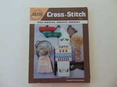 Cross Stitch More Borders Borders Borders by TrinasCraftPatterns