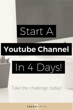 Are you ready to up your Youtube channel game?  I have a 4 day challenge to help you brand and improve the look and SEO of your channel to ensure you are not only attracting viewers but the viewers that are your DREAM clients!  This challenge takes only 15 minutes a day to really take your channel to the next level!  Enter your email address below to get started today!