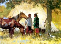 Camp Dog HOWARD TERPNING