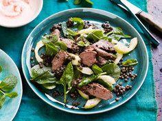 Cumin Lamb and Lentil Salad - Yahoo!7 Food