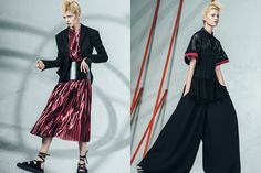Sebastian Kim, Vogue Russia, Boston Red, Photographers, Model, Concept, Studio, Fashion, Moda