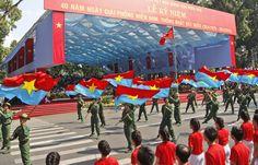 Vietnam celebra 40 a�os del fin de la guerra