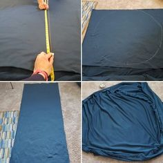 giant bean bag chair tutorial, diy, how to, painted furniture, reupholster Make A Bean Bag Chair, How To Make A Bean Bag, Bean Bag Lounge, Bean Bag Bed, Diy Bean Bag, Diy Furniture Chair, Diy Chair, Painted Furniture, Cheap Furniture