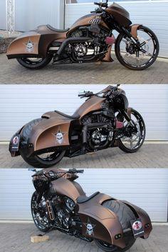 "Davidson "" by No Limit Custom Hd V Rod, Harley Davidson V Rod, Harley Bikes, Road Glide, Motorcycle Design, Road King, Kustom, Custom Bikes, Bobber"