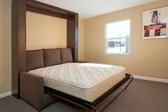 Wall Beds or Murphy Beds are Great For Guest Rooms See How Smart Spaces