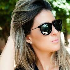 ccaf72139b745 909 melhores imagens de Óculos de Sol Feminino em 2019   Girl ...