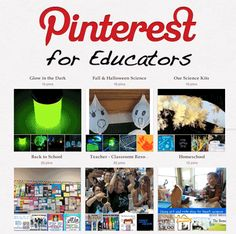 Eric Sheninger takes a look at Pinterest and how it can benefit educators.