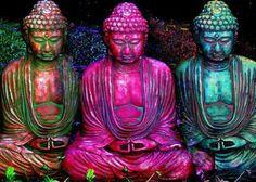 Find images and videos about Buddha, Rumi and Buddhism on We Heart It - the app to get lost in what you love. Buddha Meditation, Buddha Zen, Buddha Buddhism, Buddha Kunst, Mandala, Pop Art, Peace, Mindfulness, Buddha Statues