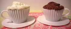 Light cupcakes I Science, Gastronomy & Healthy Living Healthy Living, Cupcakes, Science, Desserts, Food, Meal, Healthy Life, Cupcake, Deserts