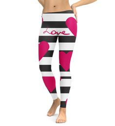 New+I+love+print+leggings  Available+in+size+XS-XL Fabric:+82%+polyester,+18%+spandex+ Imported+fabric+that's+printed,+cut,+and+sewn+in+California Four-way+stretch,+which+means+fabric+stretches+and+recovers+both+on+the+cross+and+lengthwise+grains Made+of+a+microfiber+yarn,+which+is+smooth+a...