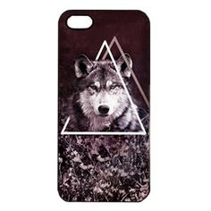 Luna Wolf iPhone Case
