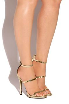 Lola Shoetique - High Fame - Gold, $34.99 (http://www.lolashoetique.com/high-fame-gold/)