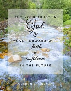 """Remember, ... """"It isn't as bad as you sometimes think it is. It all works out. Don't worry. I say that to myself every morning. It all works out in the end. Put your trust in God, and move forward with faith and confidence in the future."""" From #PresHinckley's pinterest.com/pin/24066179228827332 inspiring book 'Standing for Something: 10 Neglected Virtues That Will Heal Our Hearts and Homes' facebook.com/1646243768973059. #ShareGoodness"""