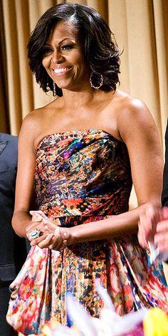 PRINT RUN photo | Michelle Obama