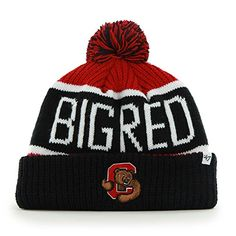 5e8b3f53f78 Compare prices on Cornell Big Red Cuffed Knit Hats from top online fan gear  retailers. Save money on Cuffed Knit Hats and caps.