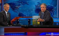 Jon Stewart Talks Veganism and How it Can Help the World