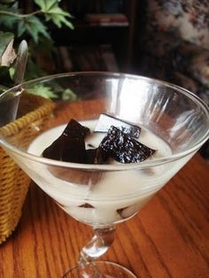"""The Real Meal: Light Coffee """"Jell-O"""" Dessert"""
