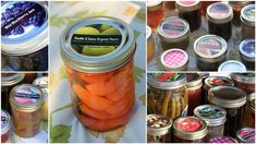 Project: Homemade Canning Labels for Jam, Pickles and More