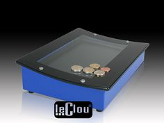 le clou 10,2 Zoll Digital Signage-Pay Tray #1
