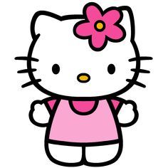 Hello Kitty  http://saqibsomal.com/2015/09/12/pink-and-tender-hello-kitty-comes-to-the-new-nintendo-3ds/hello-kitty-2-2/