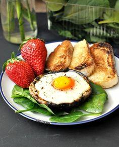 frühstücksideen pilze zubereiten pilze gesund