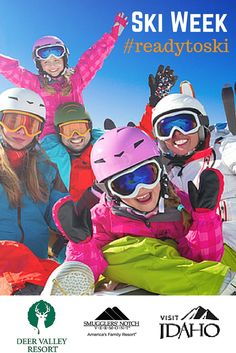 Great guide for ski trip newbies! Here's all you need to know to plan your first ski trip with the family! #readytoski