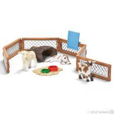 Childrens Zoo Scenery Pack