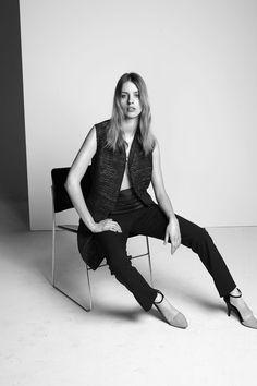 10 Crosby Derek Lam New York - Spring Summer 2016 Ready-To-Wear - Shows - Vogue. Fashion Show, Fashion Design, Fashion Trends, Ny Fashion, New York, Topshop Unique, Vogue, Derek Lam, Designer Collection
