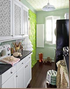 Laundry Roomspiration (via @cpavone)