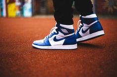 Air Jordan 1 High OG Storm Blue Is Still Up For Grabs Nike Air Jordans, Jordans Sneakers, Nike Air Max, Custom Sneakers, Custom Shoes, Best Shoes For Men, Toms Outlet, Jordan 1 High Og, Newest Jordans