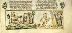 Vitae patrum, MS M.626 fol. 126r - Images from Medieval and Renaissance Manuscripts - The Morgan Library & Museum