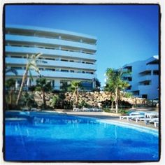 Our holiday destination July 2014 :) Festival Village. Cap Salou, Spain