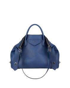 Givenchy Antigona Soft Medium Leather Bag | Neiman Marcus