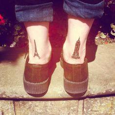 tatuajes unicos lugares