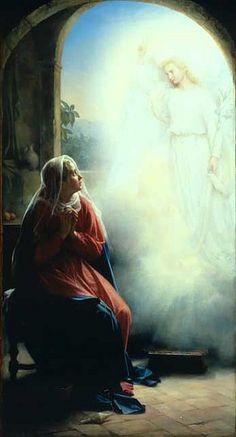 O Anúncio do Nascimento de Jesus