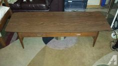 Lane Coffee Table Mid-century Danish Modern, Style 1038 - $300