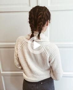 We've rounded up some of our favourite plait looks spotted on social media. Short Hair Updo, French Braid Short Hair, Cool Braids, Braids For Short Hair, Short Hair Cuts, French Braids, Dutch Braids, Side Braids, Plaits Hairstyles