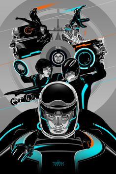 """""""The game has changed son of flynn"""". Tron Legacy"""