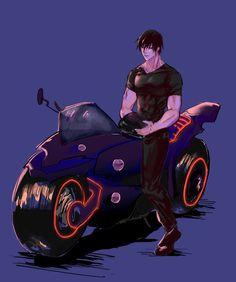 Manga, Otaku, Hottest Anime Characters, Cyberpunk City, Naruto Shippuden Sasuke, Anime Boyfriend, Cute Anime Couples, Art Techniques, Anime Guys