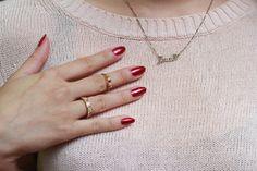 Nails & Nameplates. WHAT TO WEAR: Weekend Wear | CollegeFashionista