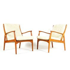 A special chair, wonderfully sculptured in solid teak and beautifully re-upholstered in exclusive and stunning lambs wool blend Italian made fabric. Excellent quality, made in Denmark. (1 SOLD, THE CHAIR PICTURED ON THE RIGHT IS AVAILABLE). | eBay!