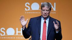 Stanley Drunkenmiller speaking at the SOHN Conference in New York on May 4th, 2016.