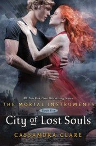 I really enjoy her writing. She has a great world filled with Shadowhunters, Demons and mystery. LOVE IT!!!