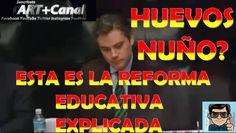 Huevos Nuño aqui estan explicando la Reforma Educativa - YouTube