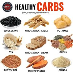Healthy Carbs Good Carbs Bad Carbs: Why Carbohydrates Matter to You The right ty. - Healthy Carbs Good Carbs Bad Carbs: Why Carbohydrates Matter to You The right ty… – - Sport Nutrition, Health And Nutrition, Gut Health Foods, Oats Health Benefits, Quinoa Benefits, Healthy Snacks, Healthy Eating, Healthy High Carb Foods, Healthy Carbs List